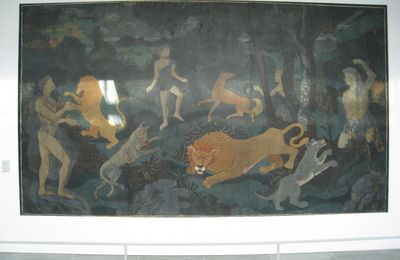 L'Age d'or, tableau d'André Derain, musée de l'Orangerie