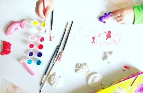 Moulages en plâtres - SES Creatives