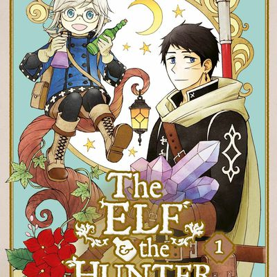 [Critique] The Elf and the Hunter tome 1