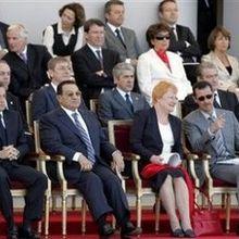14 juillet 2011 : retrait immédiat et unilatéral des troupes françaises d'Afghanistan ! Arrêt des frappes françaises sur la Libye !