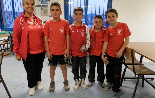 Championnats de la Haute-Garonne des Clubs Jeunes: L'Album Photos