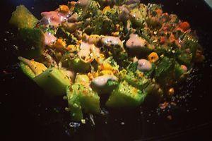 Recette régime végétarienne minceur