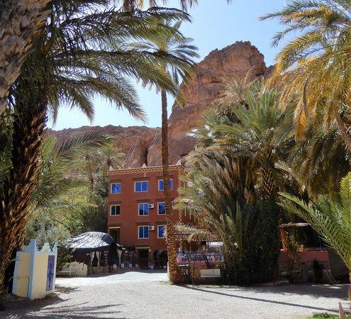 Camping l'Atlas (Maroc en camping-car)