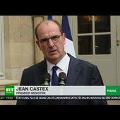 Le gouvernement repousse les réformes des retraites et de l'assurance-chômage, annonce Jean Castex Et le commentaire de Jean LEVY - Ça n'empêche pas Nicolas