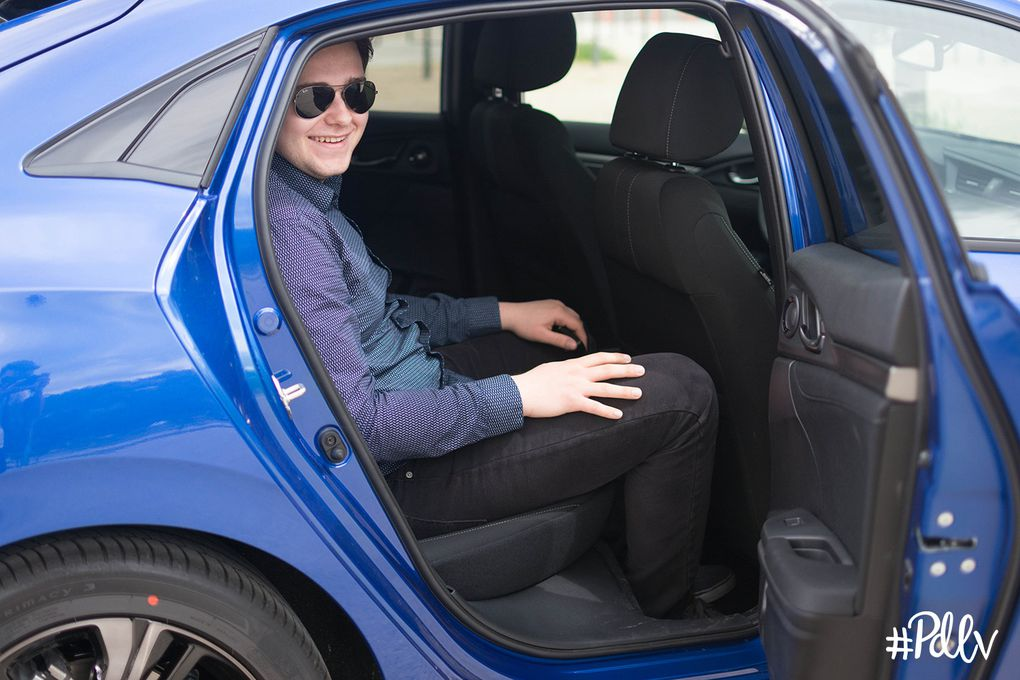 Honda Civic 1.5 i-VTEC 182 : Spacieuse et dynamique