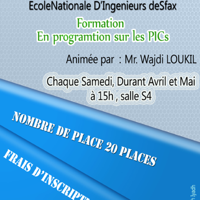 Formation PIC [Affiche]