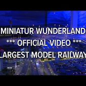 Miniatur Wunderland Hamburg - model building - model railway Hamburg