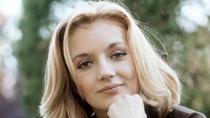 L'actrice française Caroline Cellier en 1970. (©AFP)