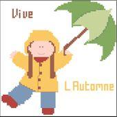 Vive L'Automne : La Grille Gratuite - Le Blog des Dames