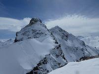 Ski de randonnée - Sustenhorn jour 1 : montée à la Tirberglihütte Mittle Tierberg 3309 m