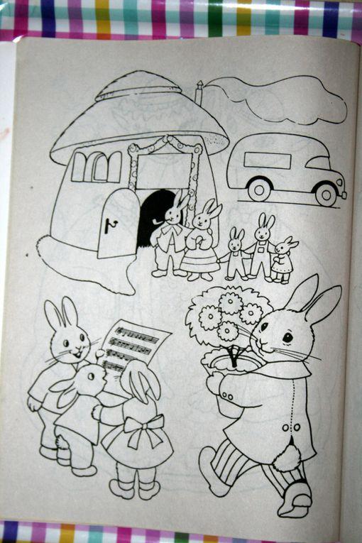 coloriage paques sur charlotteblabla blog