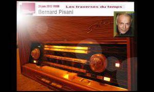 Bernard Pisani, un metteur en scène, chorégraphe, comédien et chanteur français, danse, théâtre, comédie et chanson