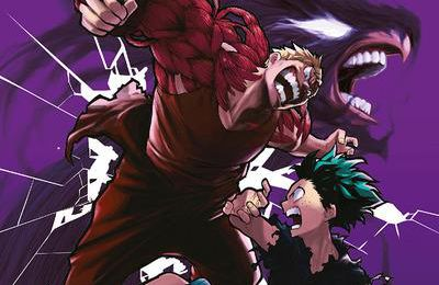 My hero academia tome 9 - kioon