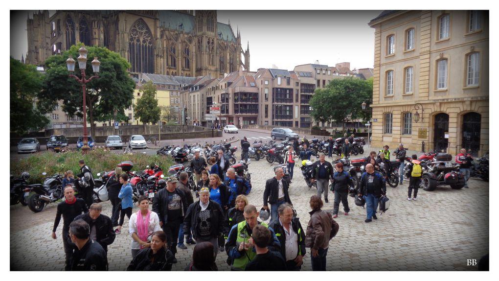 Moselle Rallye Moto Sécurité Routière le dimanche 4 septembre 2016