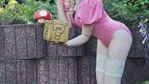 Sexy body & pose pupute pour princesse Peach