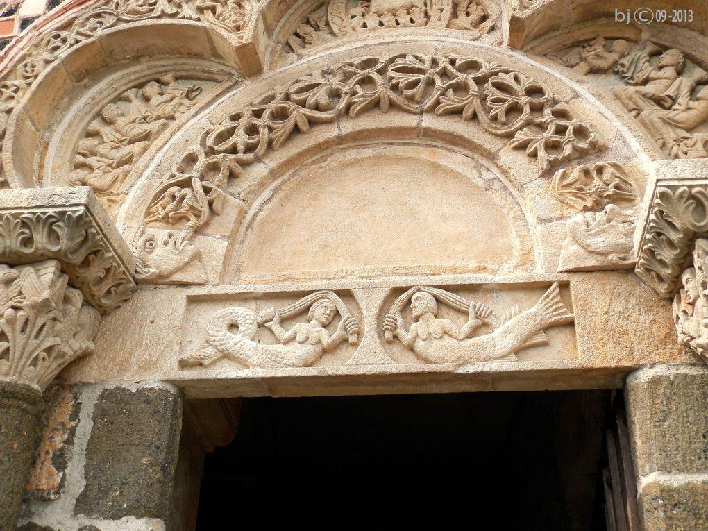 VIA PODIENSIS - Eglise d'AIGUILHE - LE PUY en Velay