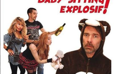 """Patrick Puydebat sur scène à partir du 15 janvier dans """"Un baby sitting explosif !"""""""