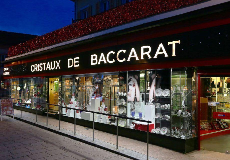 Vessière Cristaux - Spécialiste du cristal à Baccarat !