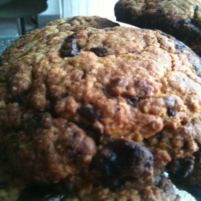 """Cookies """"remonte-moral!"""" (ou le vrai cookie américain)"""