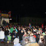 Mittelfranken: Angriffe auf Nazi-Gegner nehmen zu