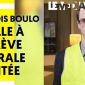 Appel des Gilets Jaunes de ROUEN à la grève générale illimitée - Ça n'empêche pas Nicolas