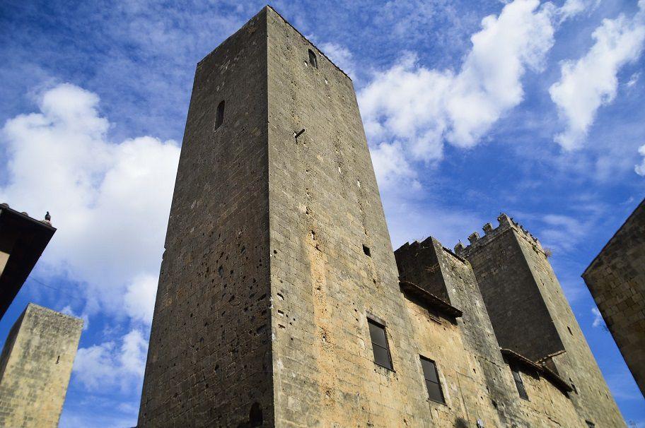 Tarquinia la ville médiévale