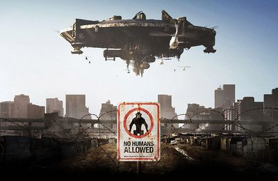 DISTRICT 9, NEILL BLOMKAMP PREPARE LA SUITE !