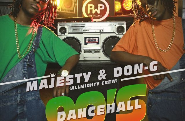 [CLIP DANCEHALL] MAJESTY & DON-G - DANCEHALL 90's - 2013