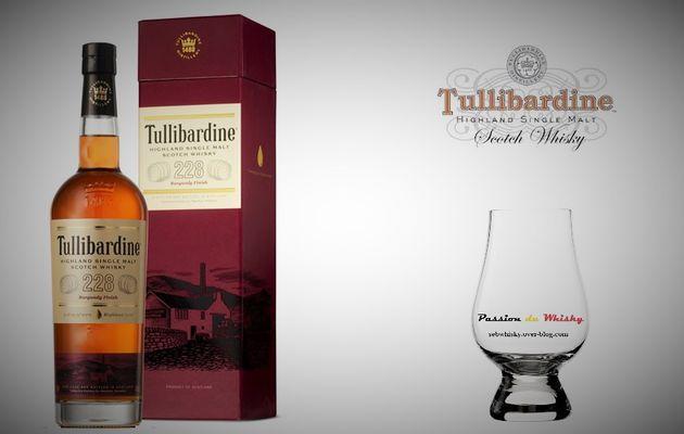 Tullibardine 228 'Burgundy Finish'
