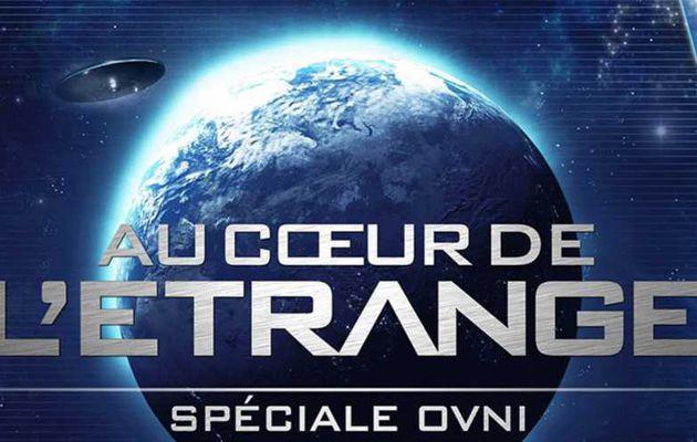 """Mercredi 20 décembre à partir de 21h00 sur W9, soirée spéciale """"Au coeur de l'étrange"""""""