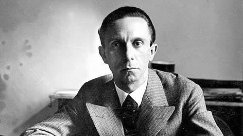 Goebbels Joseph Paul
