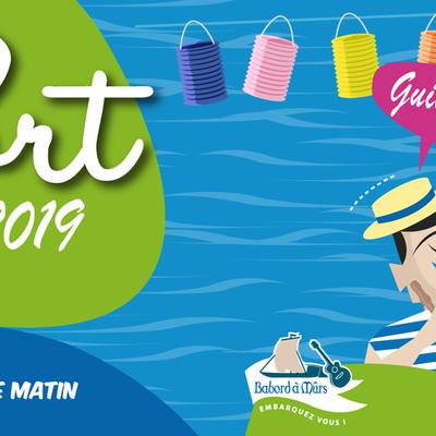 Fête du port 2019 - 18 & 19 mai 2019