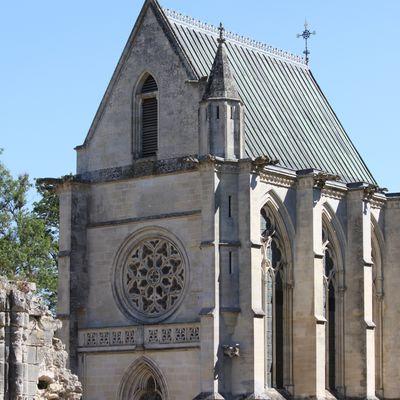 Abbaye de Chaalis, chapelle Sainte-Marie