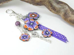 bijoux de sac et porte-clés
