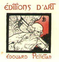 Le Livre selon l'éditeur d'art Pelletan