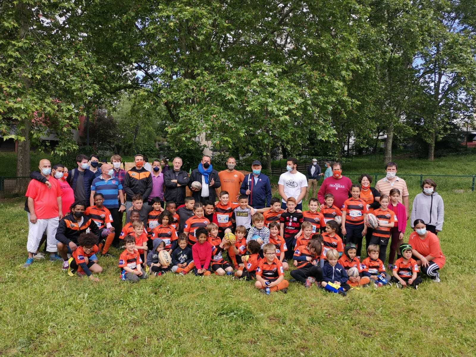 Charpennes Tonkin Tigers Rugby League