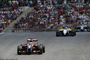 Lotus devrait passer chez Mercedes dès 2015