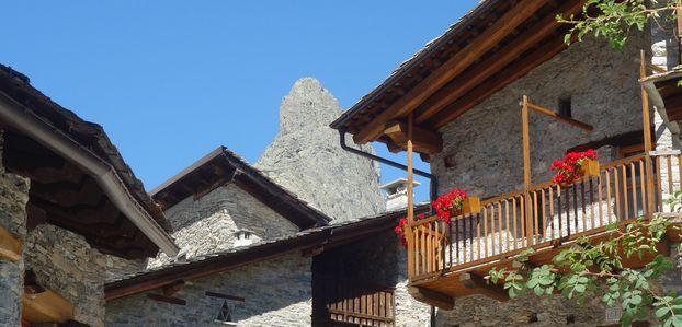 Retour aux Castello Provenzal