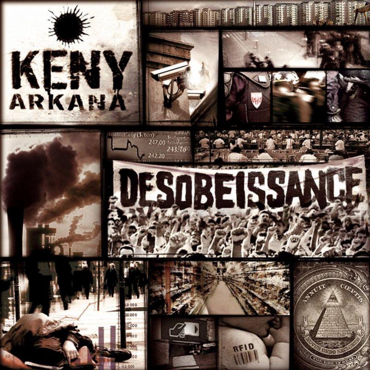Keny Arkana - Désobéissance - le rap c'était mieux avant