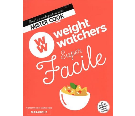 Weight wachers super facile le livre