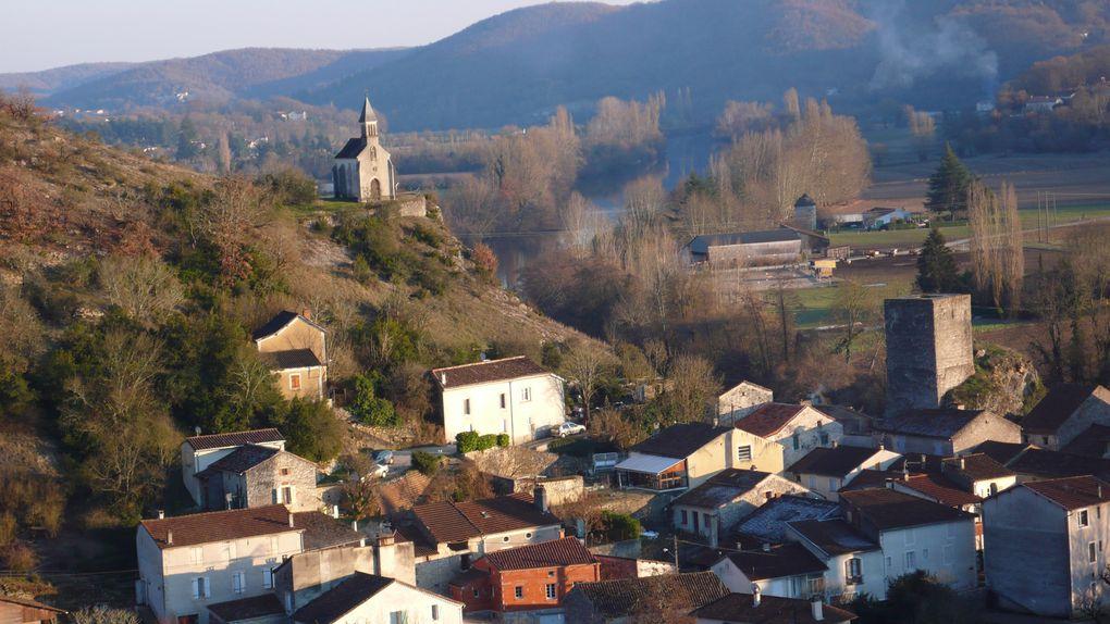 Album - les-plus-beaux-villages-du-Lot