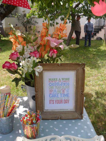 L'an 1 après Petit Dodu : DIY pour une jolie journée
