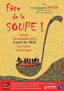 Fête de la soupe Rennes 2014