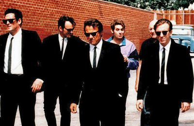 LES BREVES DE GRANDS FILMS : RESERVOIR DOGS