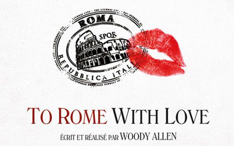 To Rome with Love, un charmant Woody Allen