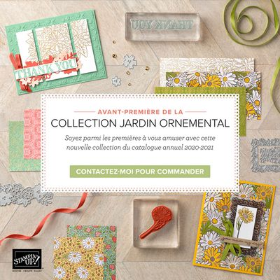 Collection Jardin Ornemental