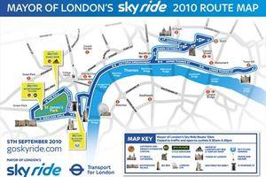 LONDON SKY RIDE