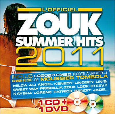 [ZOUK]VA-ZOUK SUMMER HITS cd+dvd-2011