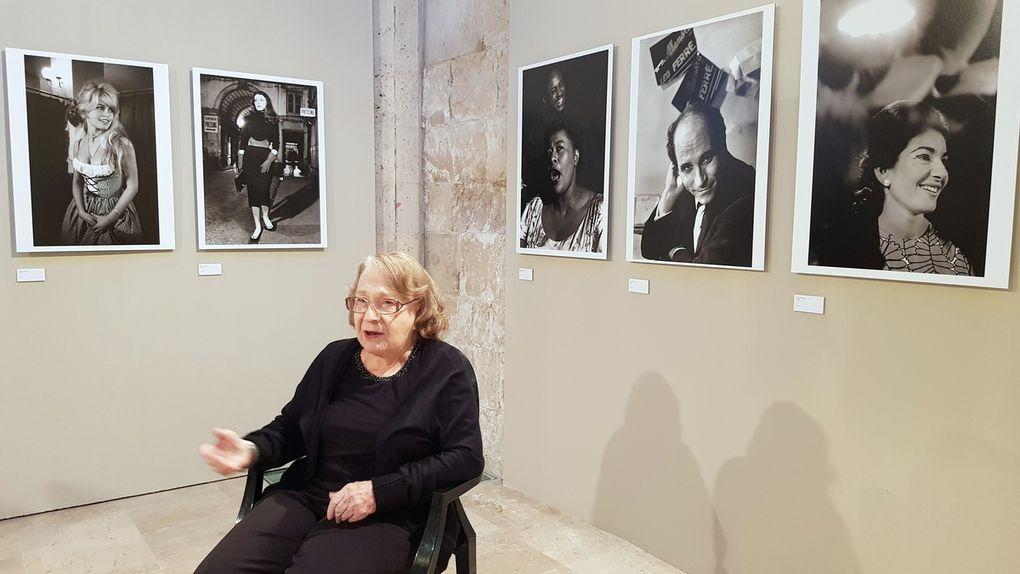 SABINE WEISS EN 3 DIMENSIONS : trois expositions photographiques à ORLEANS et OLIVET jusqu'au 3 avril 2018. Entrée libre