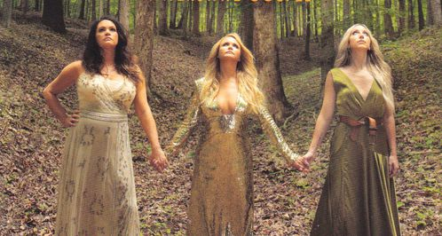 "Pistol Annies ""Interstate Gospel"" ""super-groupe 2"""